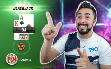 Encontre el secreto para ganar en el BLACKJACK de PokerStars | PKM