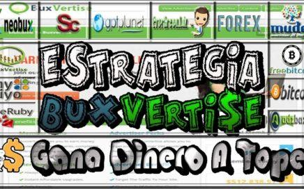 Estrategia Buxvertise | Crea Equipo, Haz Referidos,Gana Dinero | Mejora Tus Opciones con DLC