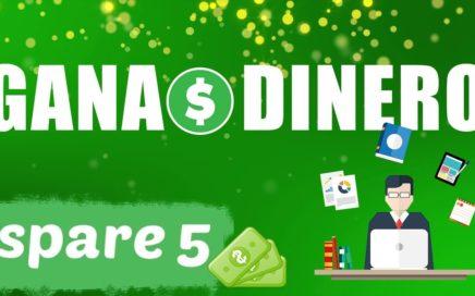GANA DINERO HACIENDO SENCILLAS MINITAREAS!!! | Mínimo de Pago 1€ | Spare5