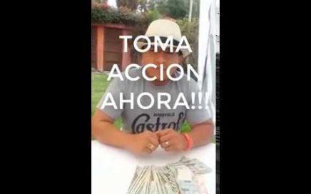 GANA DINERO POR INTERNET 2018 - TOMA ACCION AHORA
