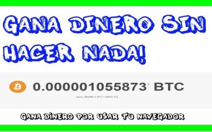 GANA DINERO POR INTERNET SIN HACER NADA! | GETCRYPTOTAB