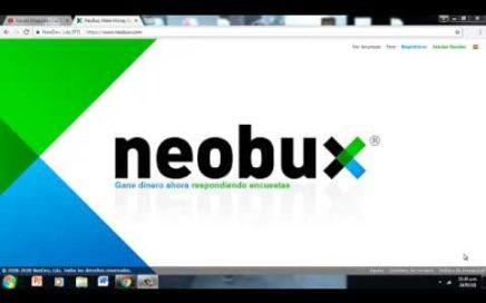 Gana Dinero Viendo Anuncios $$$ - Método Eficaz - (Neobux)