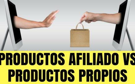 Ganar Dinero con Productos de Afiliados vs Crear Tu Propio Producto