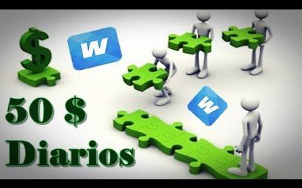 GANAR DINERO CON WHAFF RIWARDS/PAYPAL POR INTERNET.