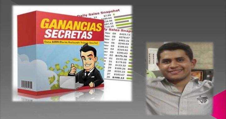 GANAR DINERO - Ganancias Secretasde ganar dinero por Internet desde casa