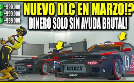 HAZ DINERO PARA EL NUEVO DLC QUE VA A SALIR! GTA 5 TRUCO DINERO INFINITO + NUEVO DLC EN MARZO!?