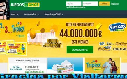 JUEGOS ONCE GANA DINERO SIN LIMITES|GANA DINERO DESDE TU CASA