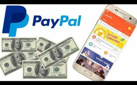Lucky gift gana dinero en android para paypal ( NO PAGA)