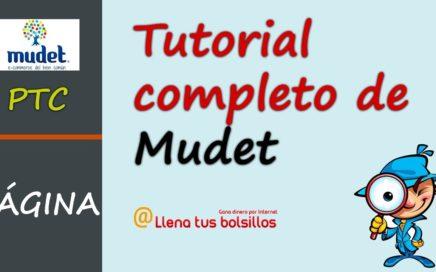 Mudet Tutorial completo en español | Como hacer bien las tareas y ganar dinero gratis