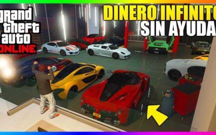 *SIN AYUDA* NUEVO TRUCAZO DINERO INFINITO DUPLICAR AUTOS! 1.43 [$1,000,000/5 MINUTOS] | GTA 5 ONLINE