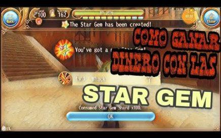 Toram Online, Cómo Ganar Dinero con las Star Gems