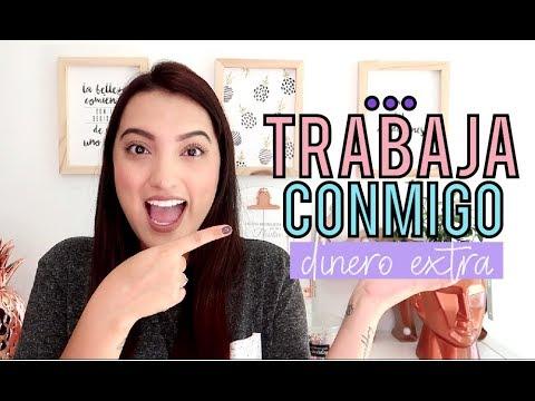 TRABAJA CONMIGO DESDE TU CASA Y GANA DINERO EXTRA (VENTAS) - Tati Uribe