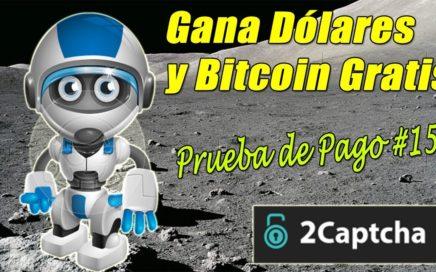 Trabaja desde Casa y Gana Dinero Gratis   2Captcha Nuevo Pago en Bitcoin   Gokustian
