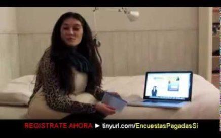 Trabajos desde casa - Como Ganar Dinero con Encuestas - Video 100 % Real!