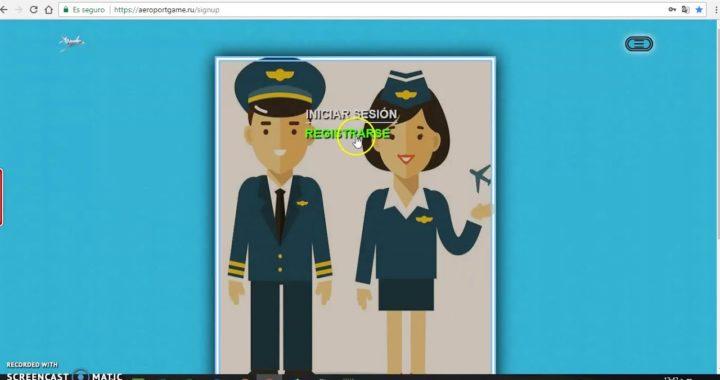 Airport - simulador de juego |  GANAR DINERO | NUEVA PAGINA RUSA