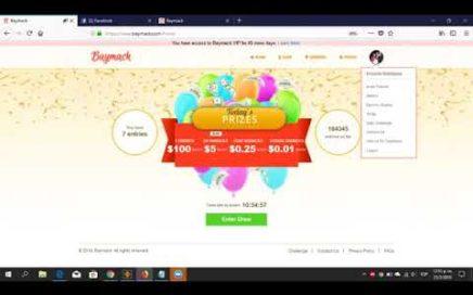 BAYMACK Gana Dinero viendo videos youtube GRATIS a Paypal o cuenta bancaria 2018