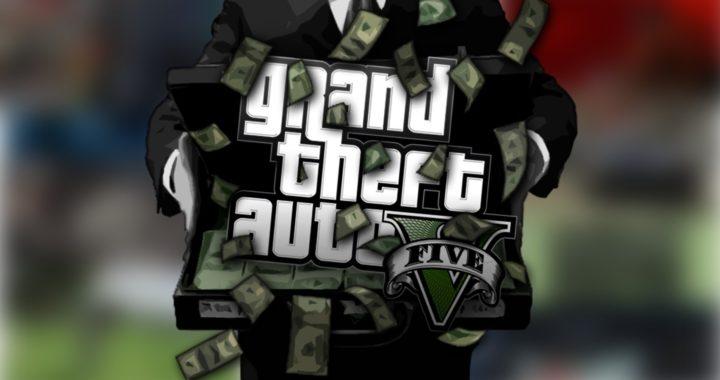Como conseguir dinero en GTA V, como ser Rico en GTA 5 (sin trucos)  | Guía Básica y Bolsa