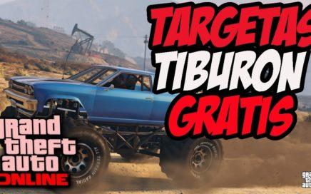 COMO CONSEGUIR TARJETAS TIBURON GRATIS EN GTA V ONLINE¡¡GANAR DINERO EN GTA 5 ONLINE