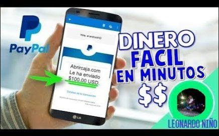COMO GANAR $100 EN MUY POCO TIEMPO [NO FAKE] | LEONARDO NIÑO06