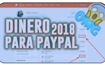 COMO GANAR 76 DOLARES DIARIOS PARA PAYPAL | MARZO 2018 + COMPROBANTE DE PAGO