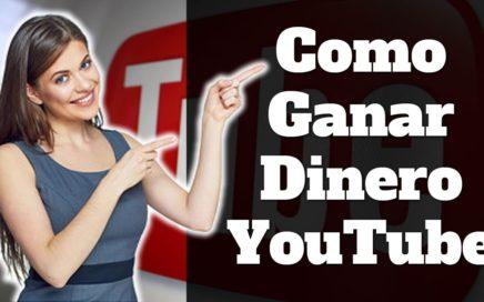 Como ganar dinero con YouTube - Las 2 únicas formas para hacerlo