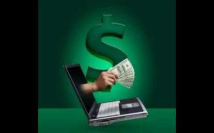 Como Ganar dinero desde casa con internet