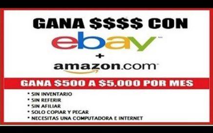 Como Ganar Dinero En eBay será Estafa, Fraude o Legal