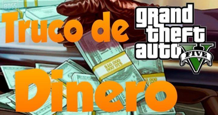 COMO GANAR DINERO FACIL EN GTA 5/LLUCA