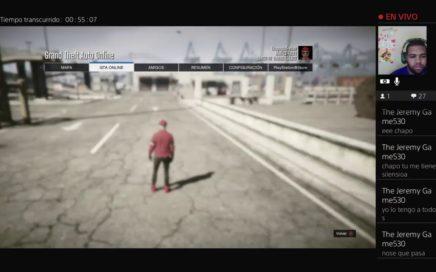 COMO GANAR DINERO FÁCIL EN GTA5 PS4@elmonkey_chapo