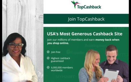 Como ganar Dinero Online TOPCASHBACK