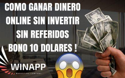 como ganar dinero por internet españa 2018 pago instantaneo recibe $10 eur en 5 minutos !