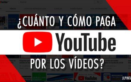 Cuánto paga Youtube - Completo