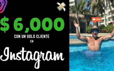 De Empleado a Emprendedor Digital en 6 Meses Con Instagram | Como Ganar Dinero En Instagram