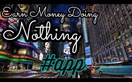 Earn money on Android Doing Nothing// Gana dinero en Android sin Hacer Nada