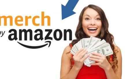 gana dinero con merch by amazon (trabaja en amazon)