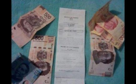 GANA DINERO GRATIS CON BILLMO EN MEXICO 2018 PRUEBA DE PAGO $1742 PESOS MEXICANOS