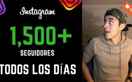 Gana Miles de Seguidores en Instagram TODOS LOS DÍAS   Más Seguidores en Instagram con Instagram Ads