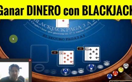 Ganar DINERO con BLACKJACK