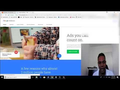 Ganar Dinero con Google Adsense 2018