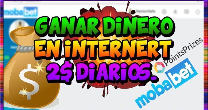 GANAR DINERO POR INTERNET CON ESTAS PAGINAS | 2$ Diarios - Hector Swag