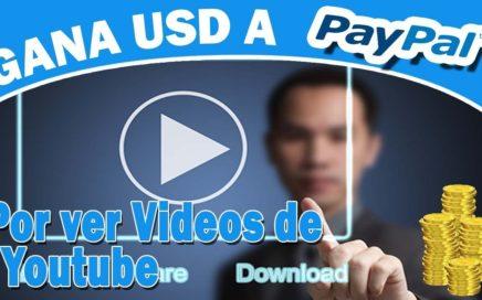 GANAR DINERO POR VER VIDEOS CADA 10 MINUTOS
