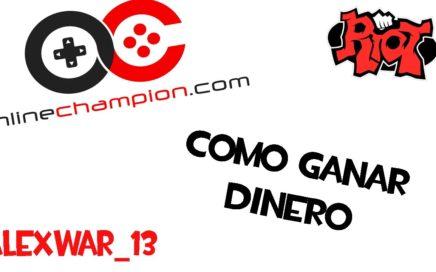 Ganar Dinero Rp, Steam, etc  I Gratis I Online Champions