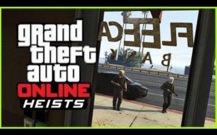 Grand Theft Auto V Online-¡Hora de ganar dinero!