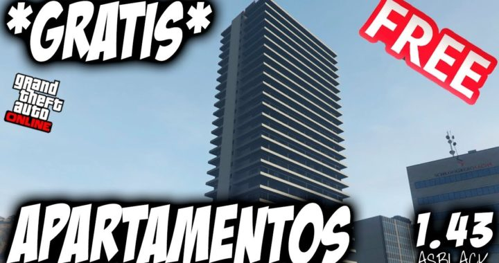 *GRATIS* - *ALL FREE* - GTAV 5 - APARTAMENTOS - COMPRAR GRATIS - FROZEN MONEY GLITCH - PARCHEADO