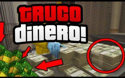 GTA 5 Online Como Conseguir DINERO INFINITO! GTA 5 Dinero Infinito Rapido & Facil (TRUCO GTA 5 1.36)