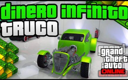 """GTA 5 Online: *SIN AYUDAS* """"TRUCO DINERO INFINITO"""" FACIL Y RAPIDO (PS4, Xbox ONE, PS3, Xbox 360, PC)"""
