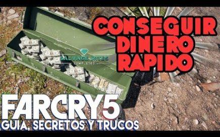 Guia, Secretos y Trucos de Far Cry 5 #4 - Como conseguir DINERO RAPIDO