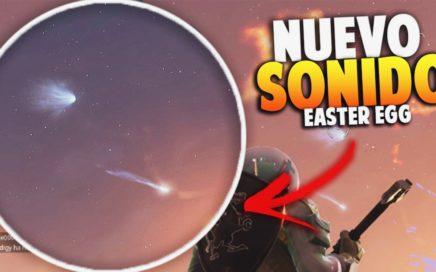 IMPACTANTE SONIDO en el NUEVO METEORITO | NUEVO EASTER EGG FORTNITE: Battle Royale