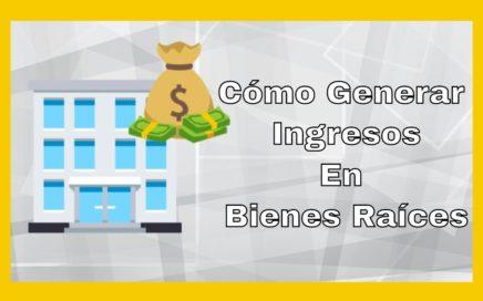 La estrategia MAS RENTABLE para GANAR DINERO  con bienes raíces 2018 - Andy Rico