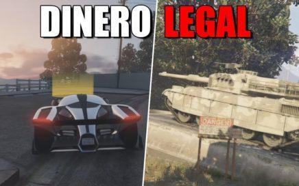 La mejor combinación para ganar mucho dinero en GTA Online